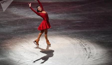 Армянская легенда оживет в ледовом шоу KINGS ON ICE