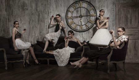 Разработка дизайна и пошив костюмов для премьеры шоу на льду «АхТамар»